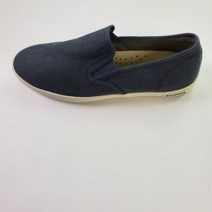 Seavees Casual Shoes Size 14, Color Blue -- NWT$98